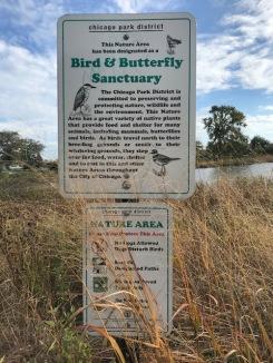 Humboldt Park Bird & Butterfly Sanctuary