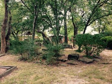 Childhood backyard, Ada, Oklahoma