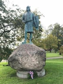 Leif Erikson Monument